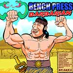 Bench Press the Barbarian