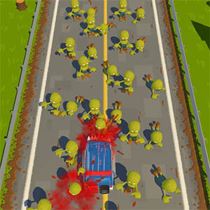Clean Road Zombies