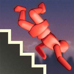 Falling Down Stairs