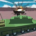 Helicopter And Tank Battle Desert Storm Multi