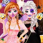 Sisters Halloween Party
