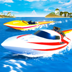 Speed Boat Extreme Racing